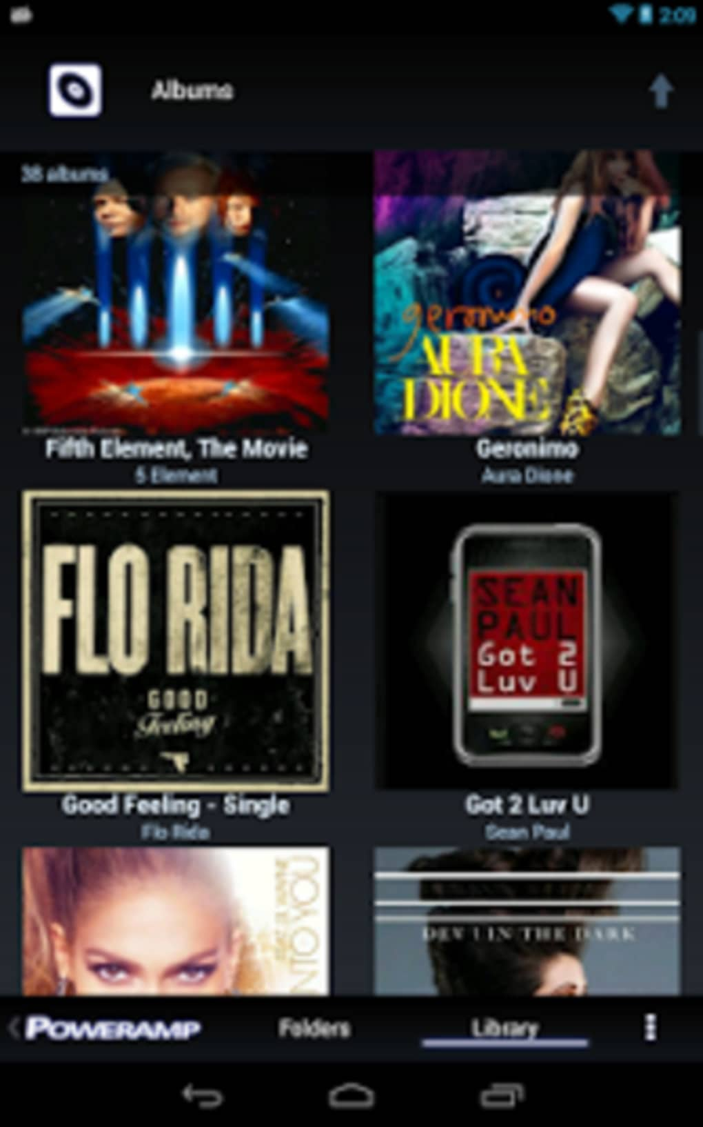 PowerAMP Full Version Unlocker for Android - Download
