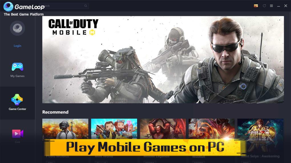 GameLoop - Tải về