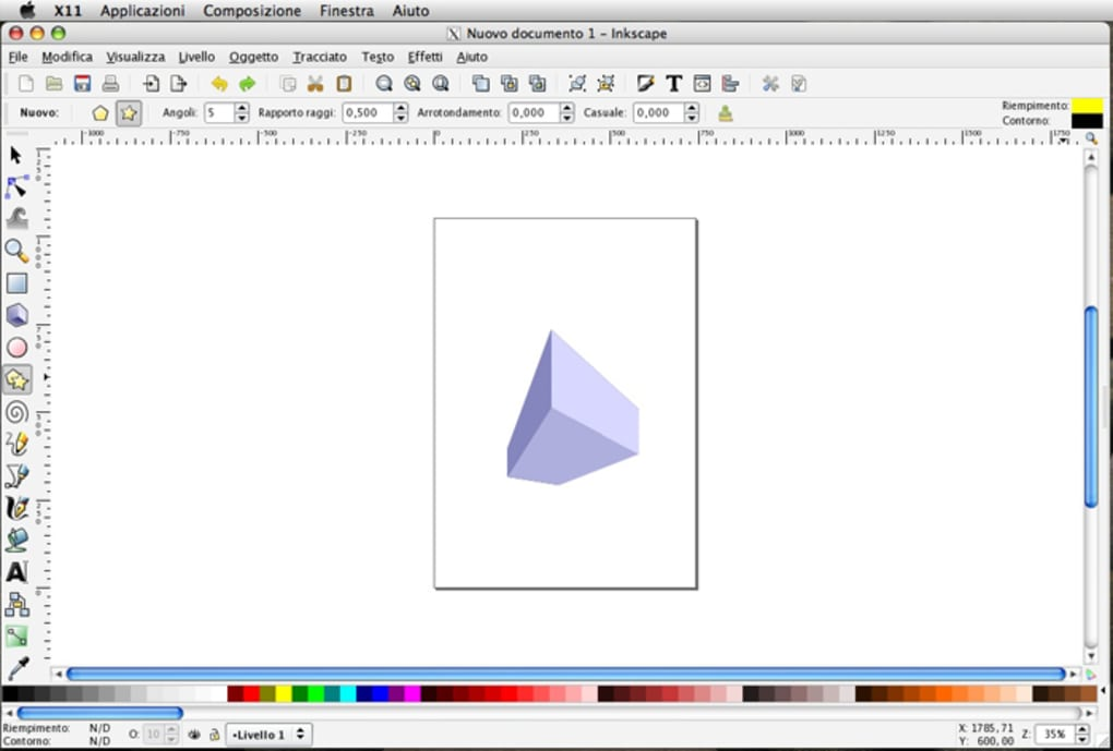 inkscape per mac