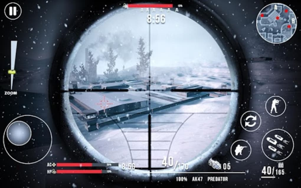 Call of Sniper WW2 Pro: FPS Shooting Games 2018 for Android