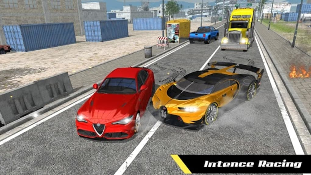 Realistic Car Crash Simulator Beam Damage Engine for Android - Download