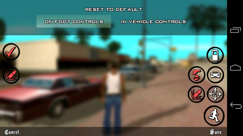 download gta san andreas android completo
