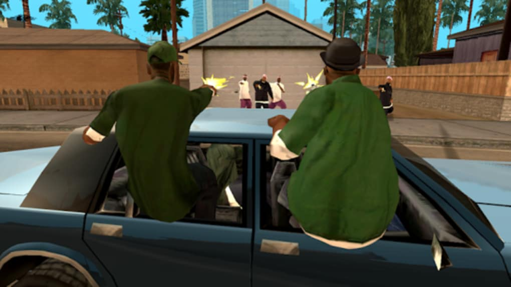 free gta download on android