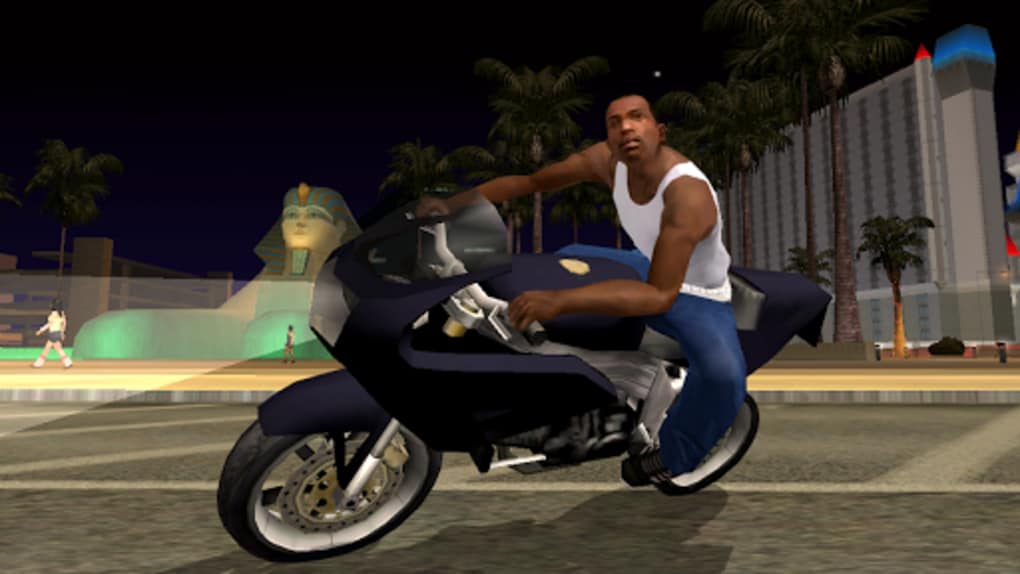 Grand Theft Auto: San Andreas for Android - Download