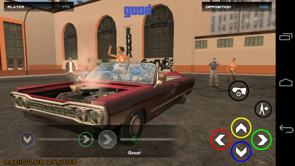 Gta san andreas application free download.