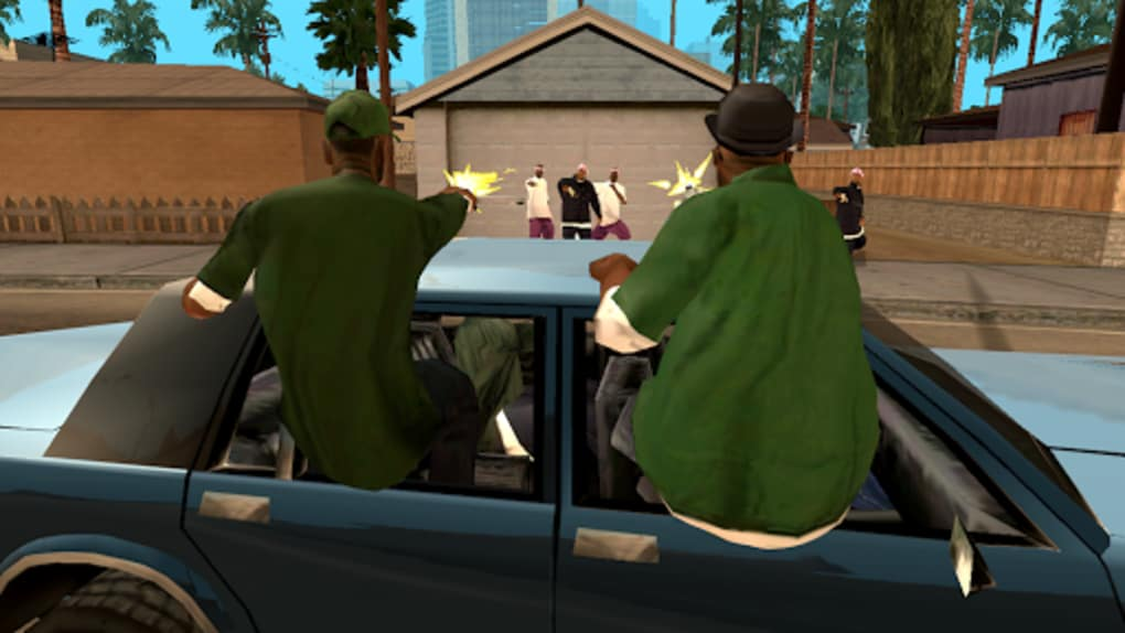 9df327451a Grand Theft Auto: San Andreas pour Android - Télécharger
