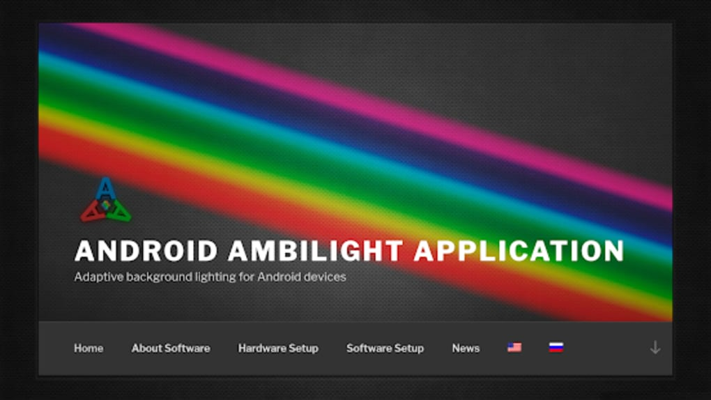 android ambilight application apk