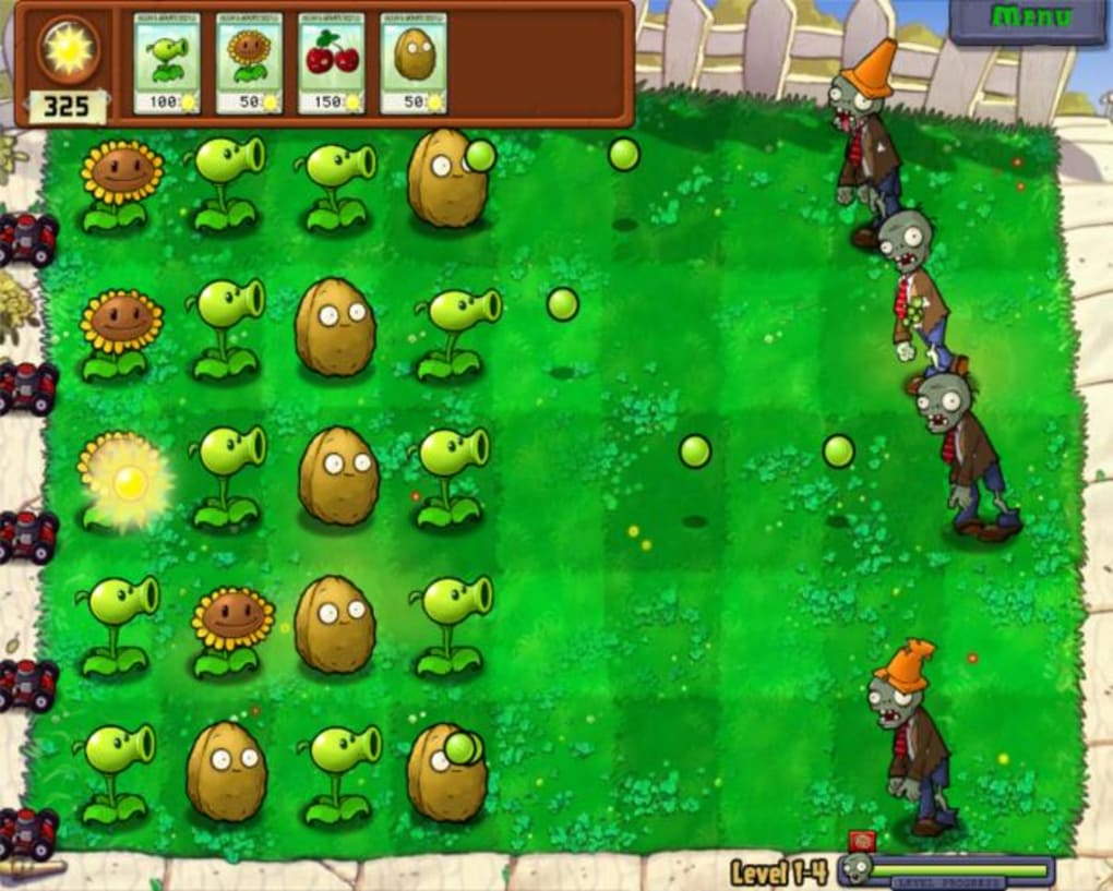 plants vs zombies pc download full version