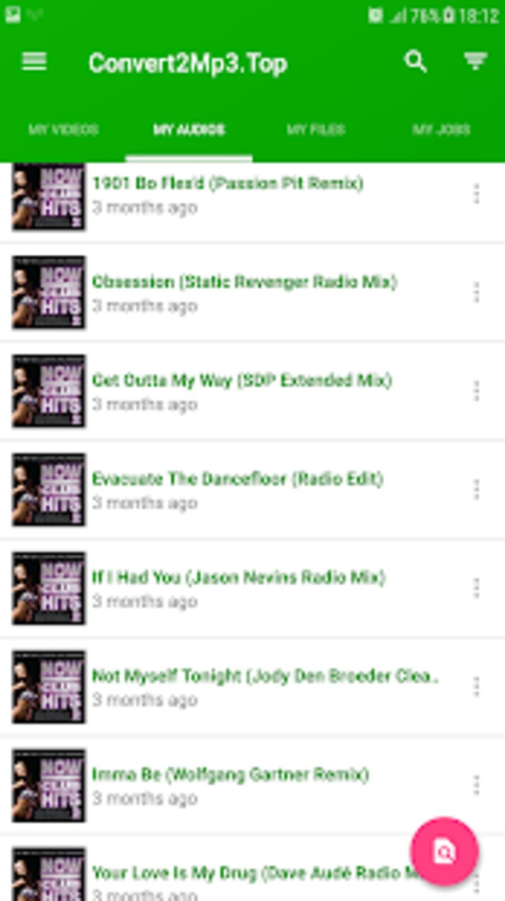 convert2mp3 kostenlos downloaden