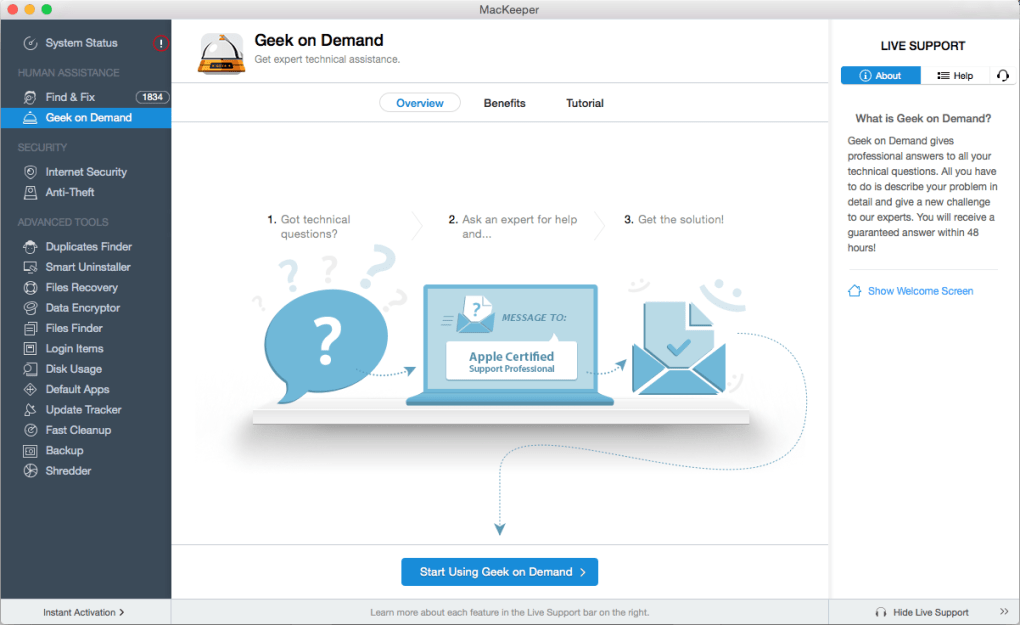 download mackeeper