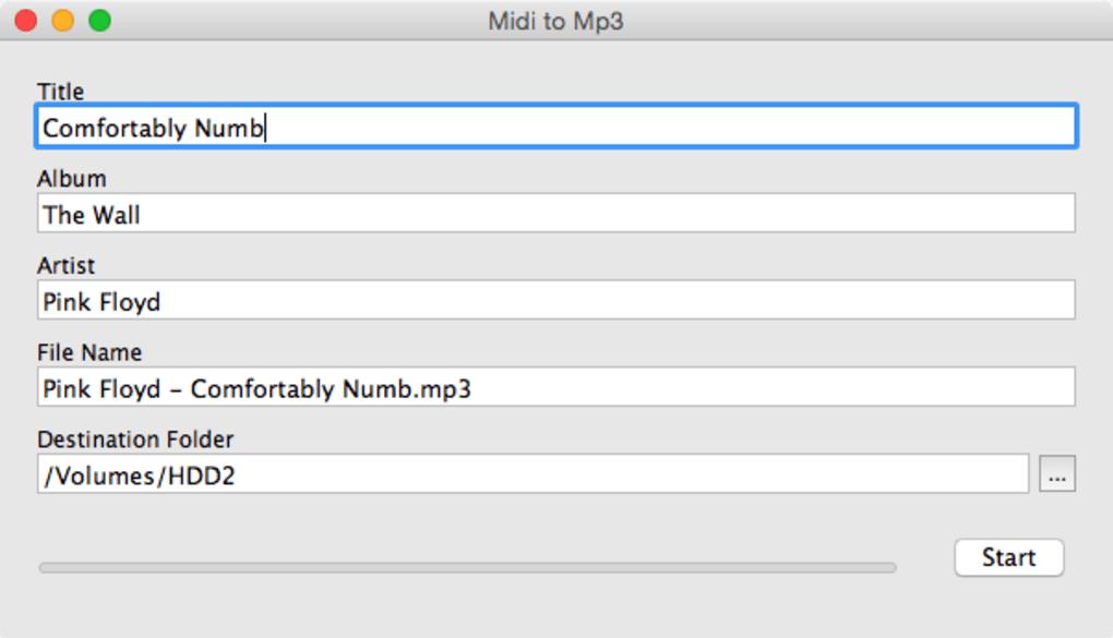 MidiCo Karaoke Player and Maker for Mac - Download