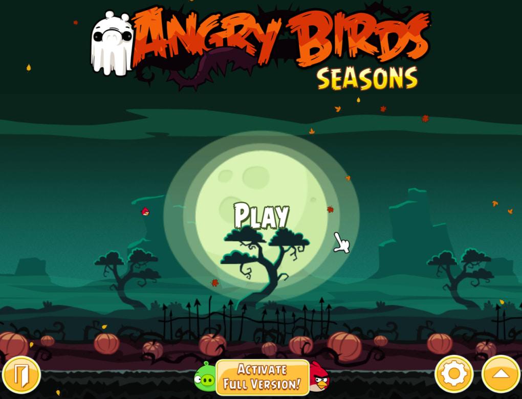 angry birds seasons vollversion