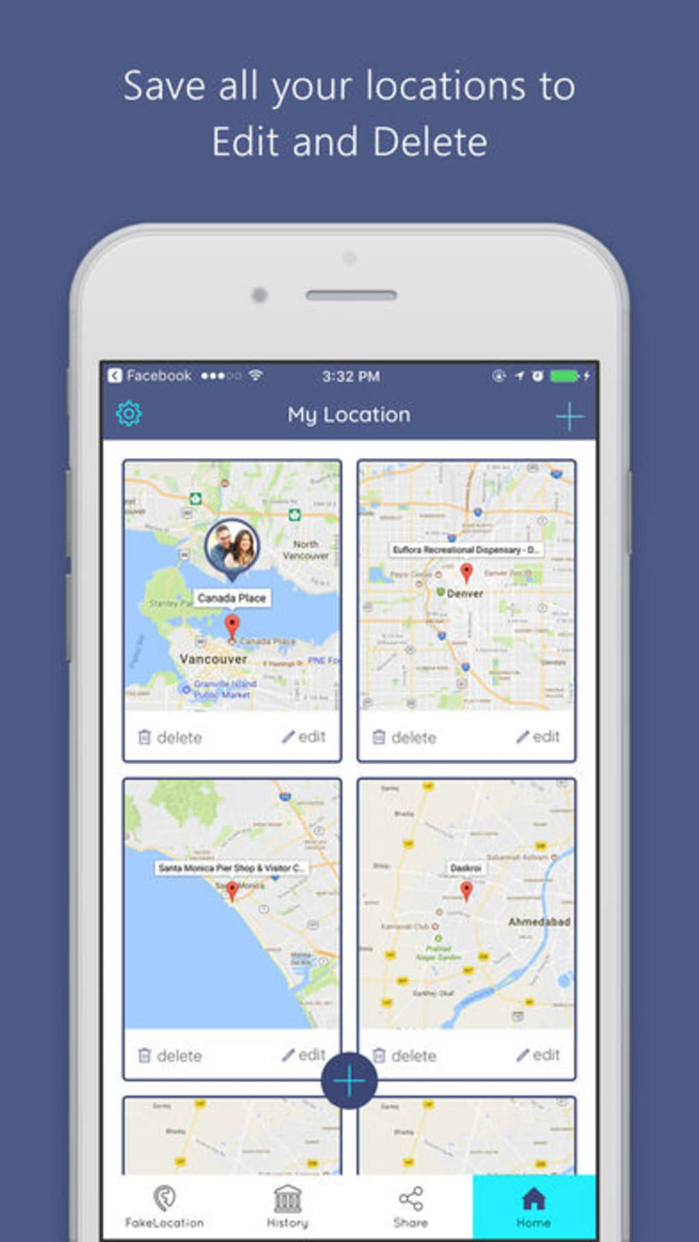 Fake GPS Location - for iPhone (iPhone) - Download