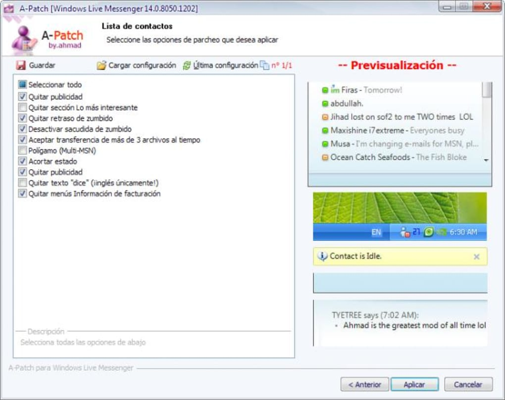 msn polygamy pour windows live messenger