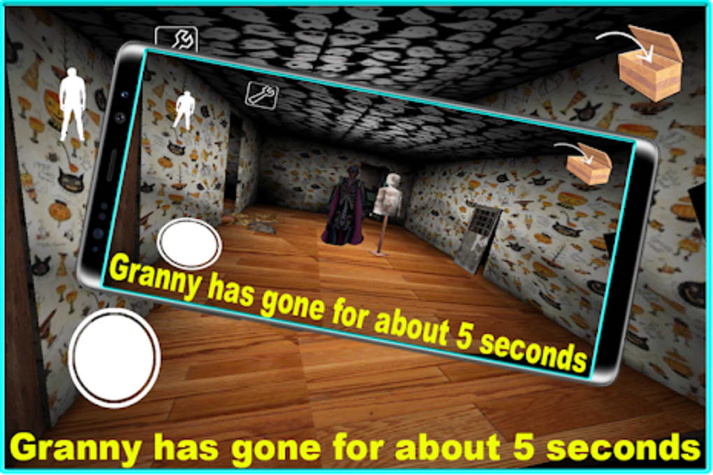 Horror Granny Halloween: The best scary game 2019 for