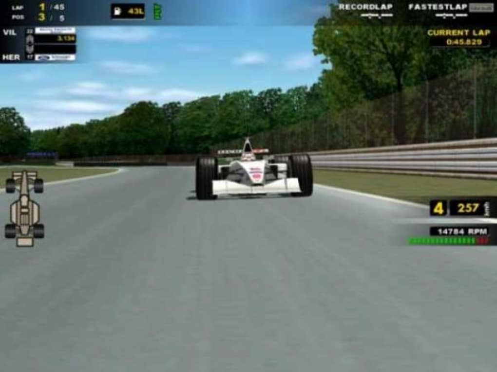 f1 2007 game free download for pc