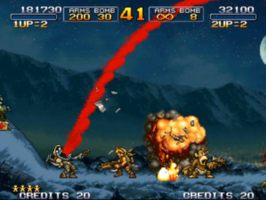 Metal Slug 4 Game Download Free For PC Full Version - downloadpcgamescom