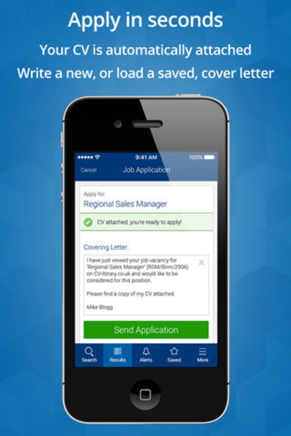 Cv Library Job Search For Iphone Download