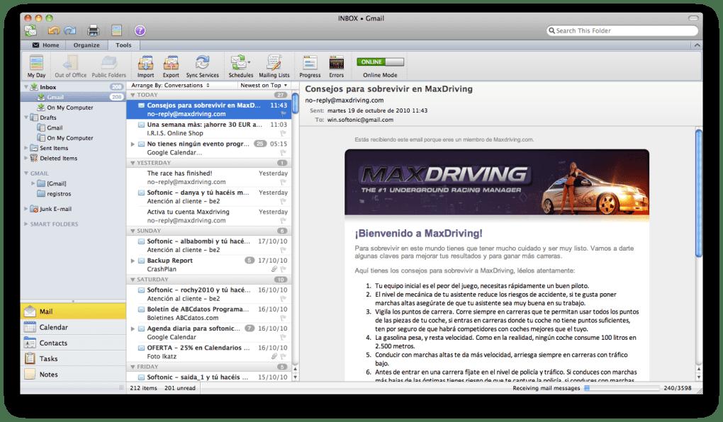 Microsoft Office 2011 per Mac - Download