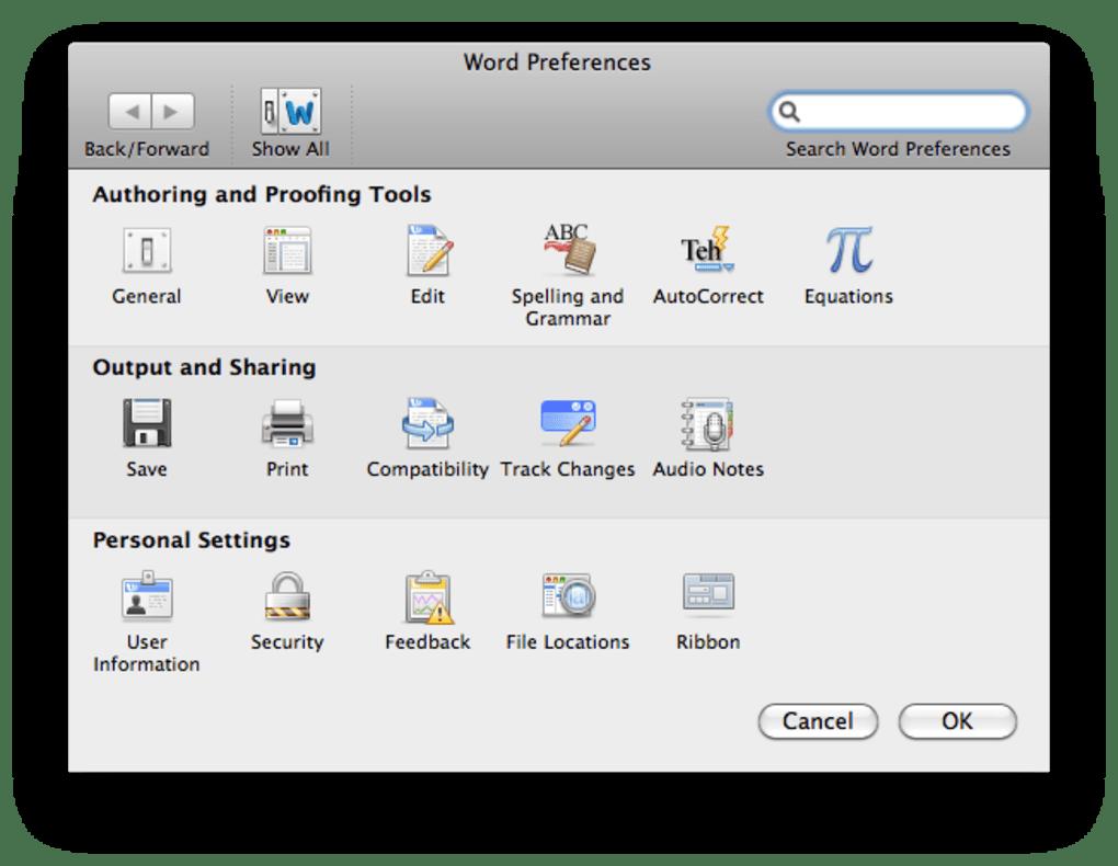 Microsoft Office 2011 para Mac - Download