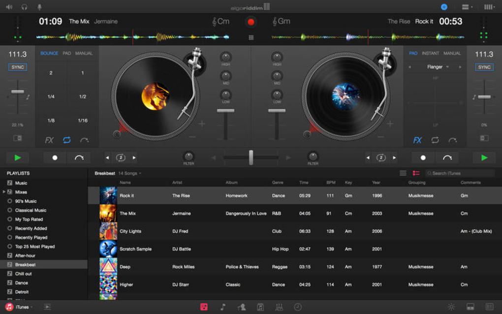 djay Pro for Mac - Download