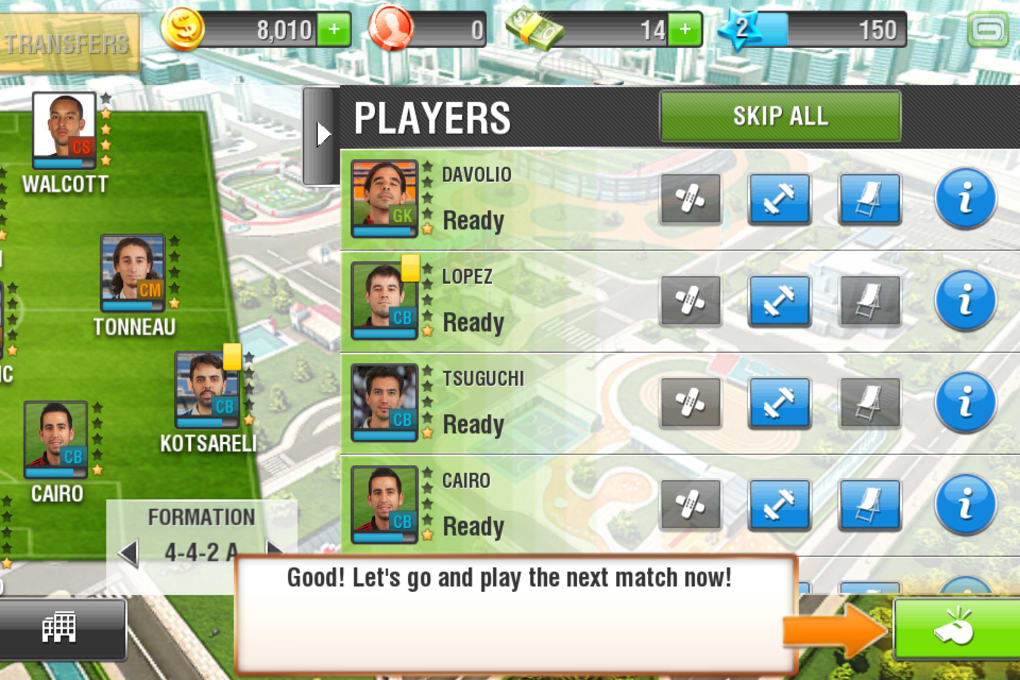 Real Football 2013 for iPhone - Download