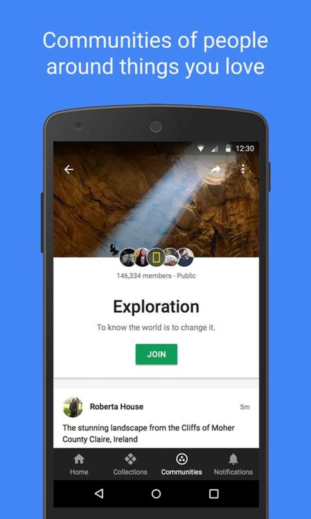 Google+ for Android - Download