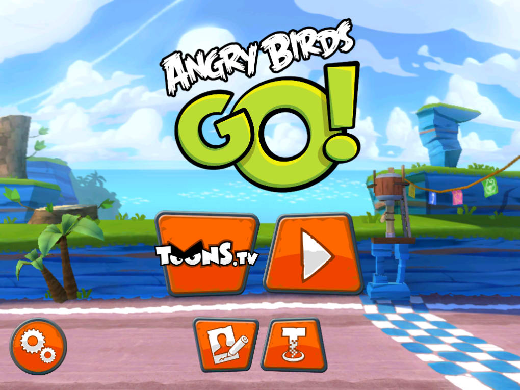 Download game angry birds go apk