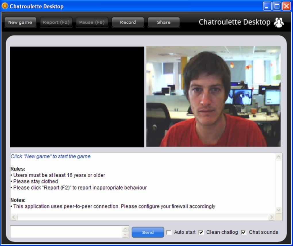 chatroulette online gratis