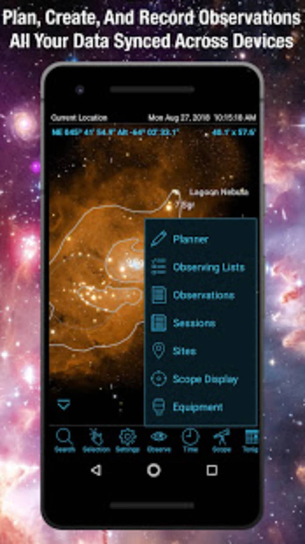 SkySafari 6 Pro for Android - Download