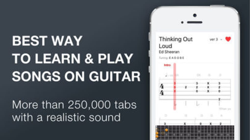Tab Pro Multitrack Guitar Tabs for iPhone - Download