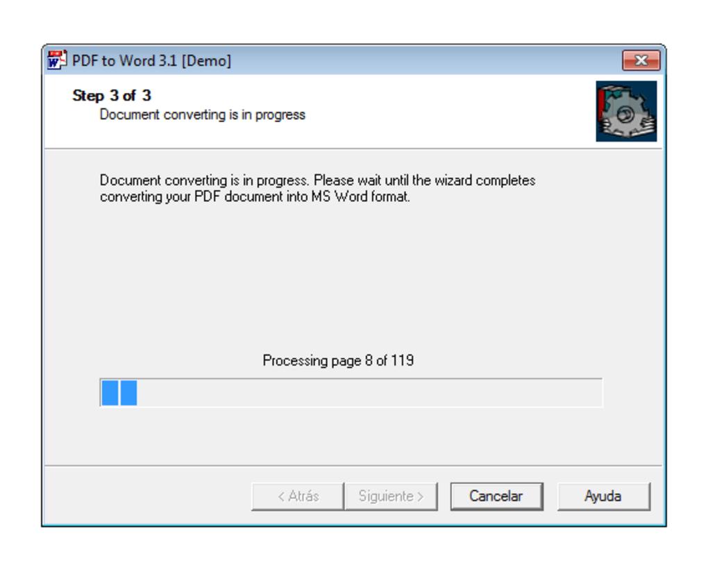 PDF to Word - Descargar