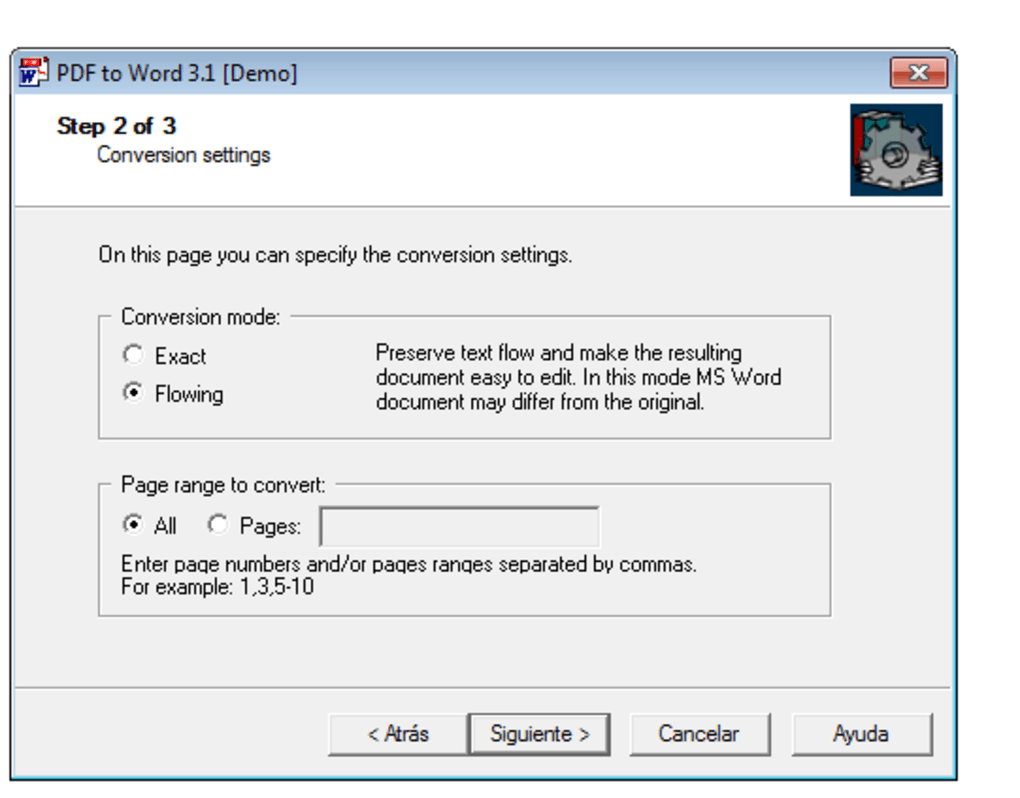 convert pages to word
