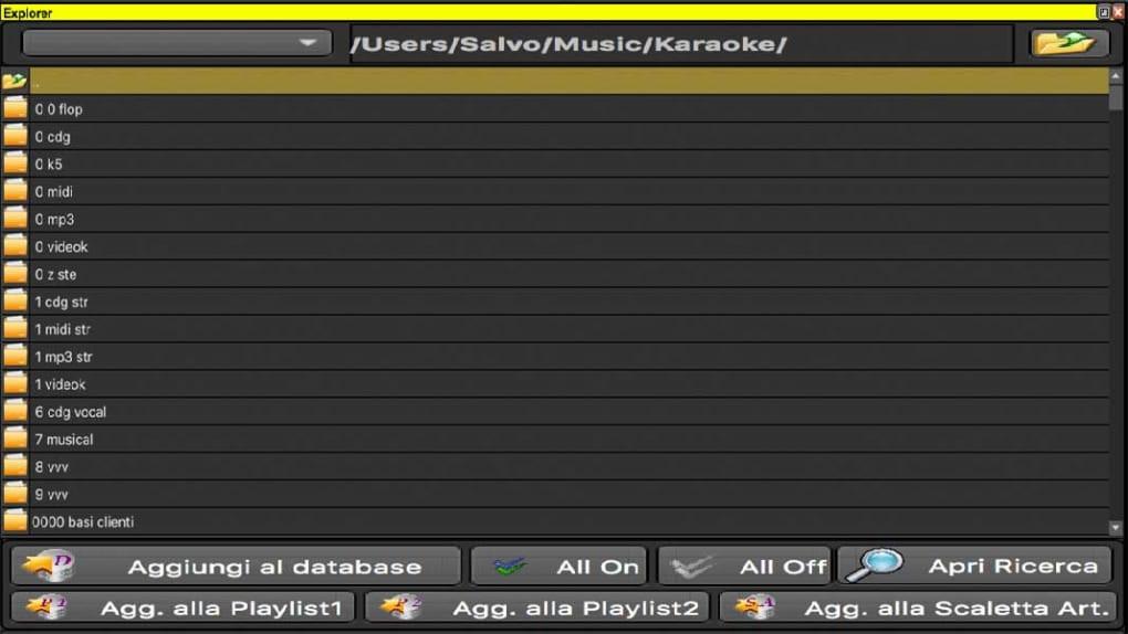 Karaoke 5 - Descargar