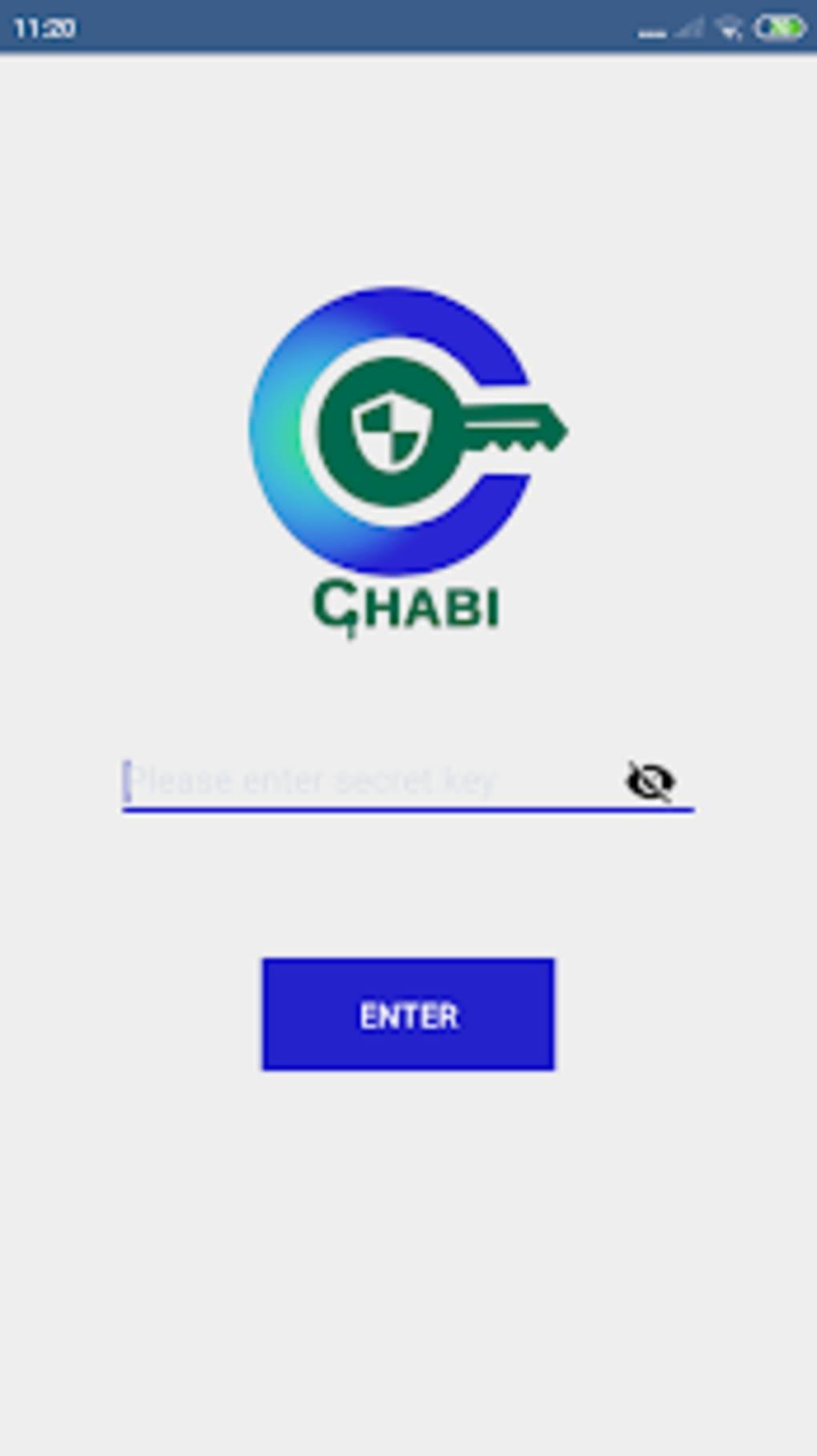 Chabi VPN لنظام Android - تنزيل