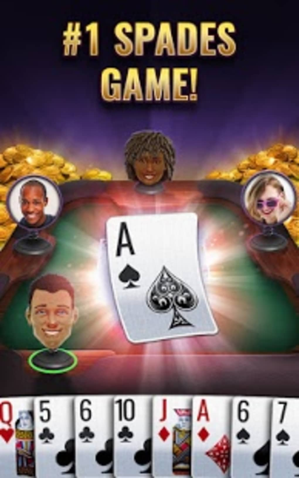 Spades Royale Play Free Spades Cards Game Online APK for Android - Download