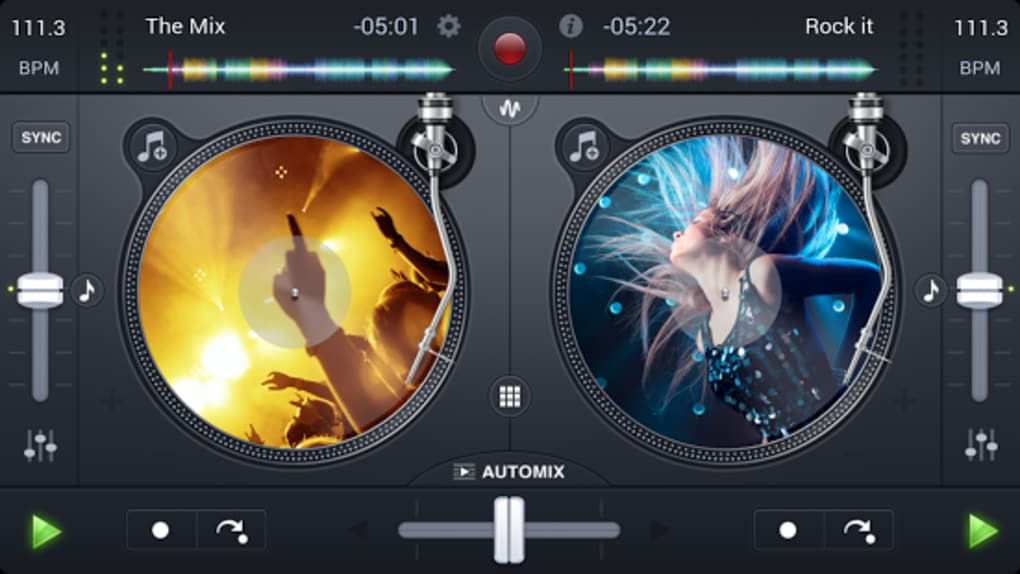 djay FREE - DJ Mix Remix Music for Android - Download