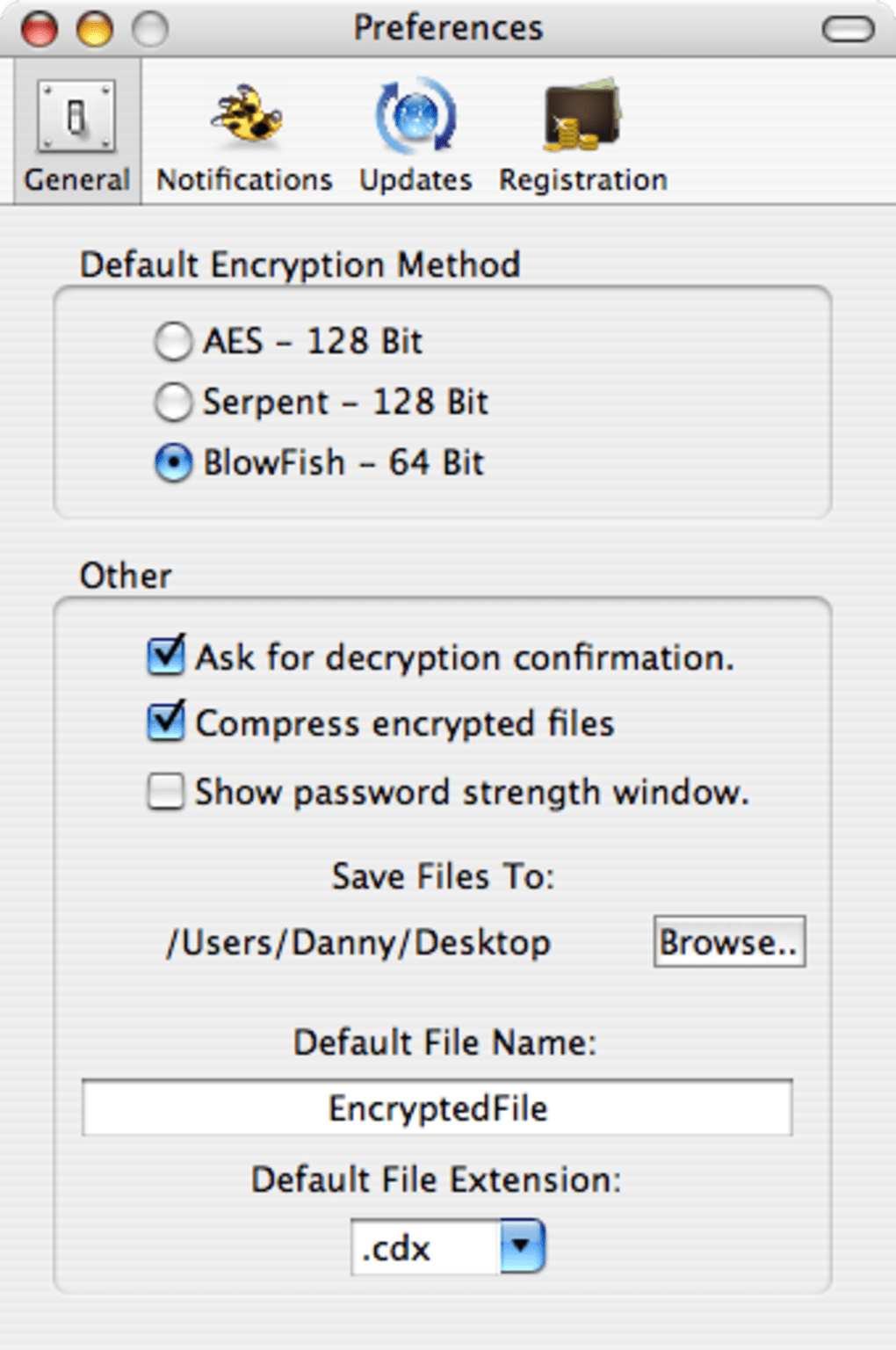 Mac Aes Encrypt File