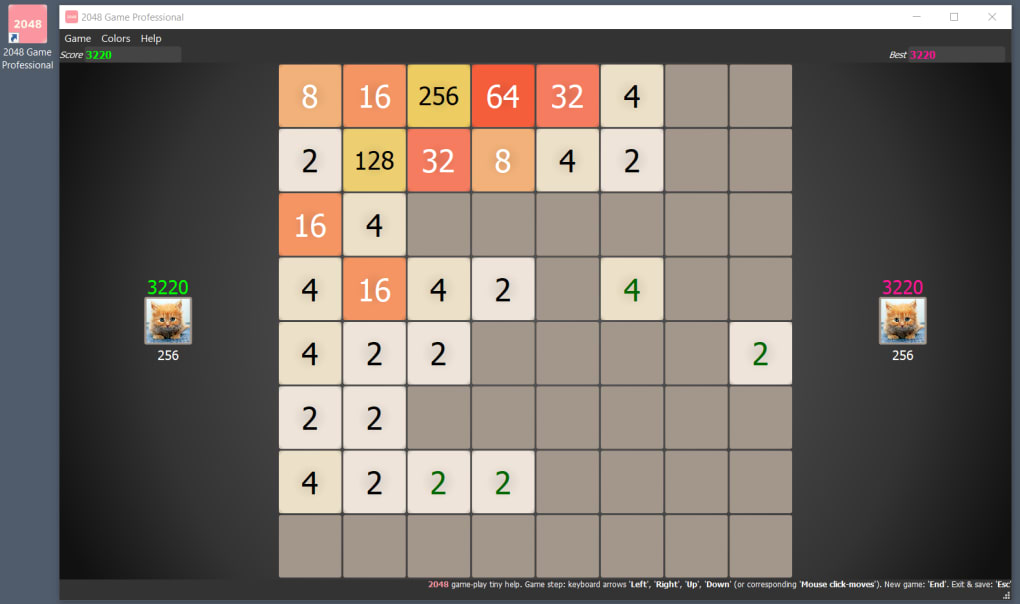 2048 Game Professional - Download