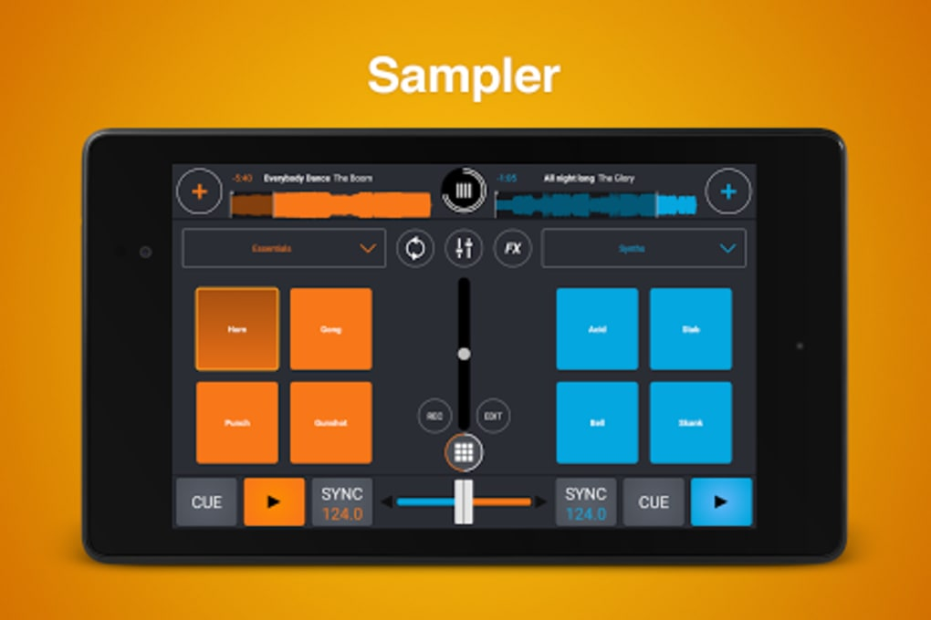 Cross DJ Pro for Android - Download