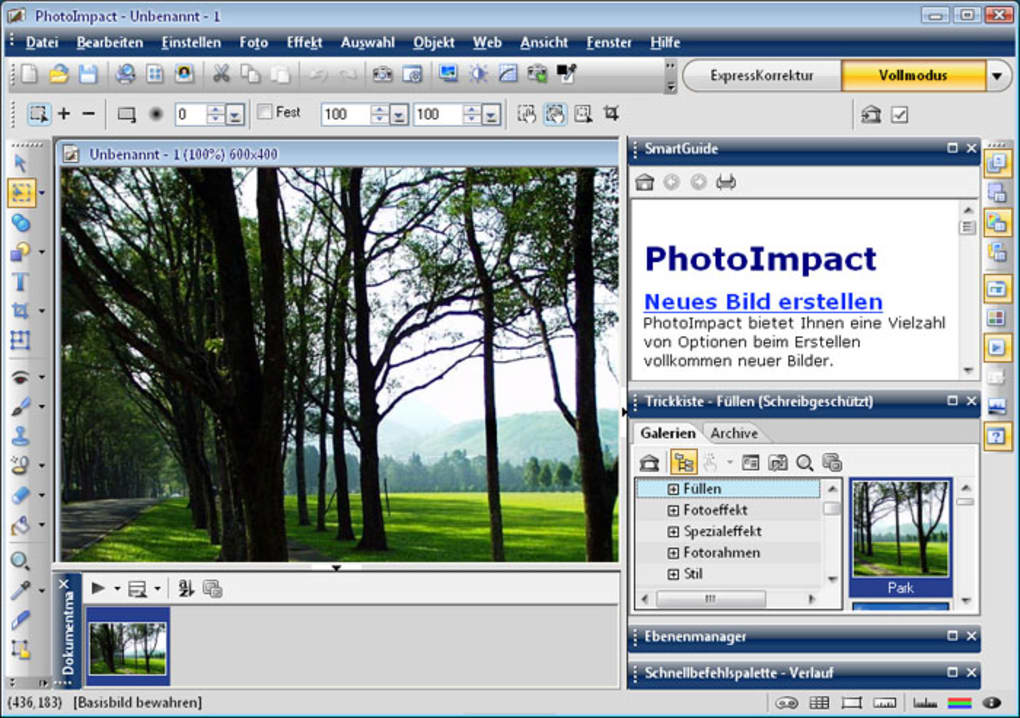 photoimpact 12 testversion