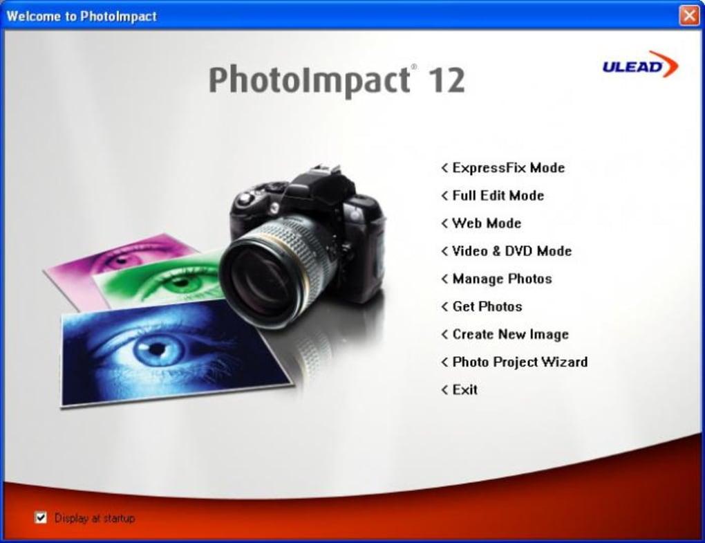 gratuitement photoimpact 12