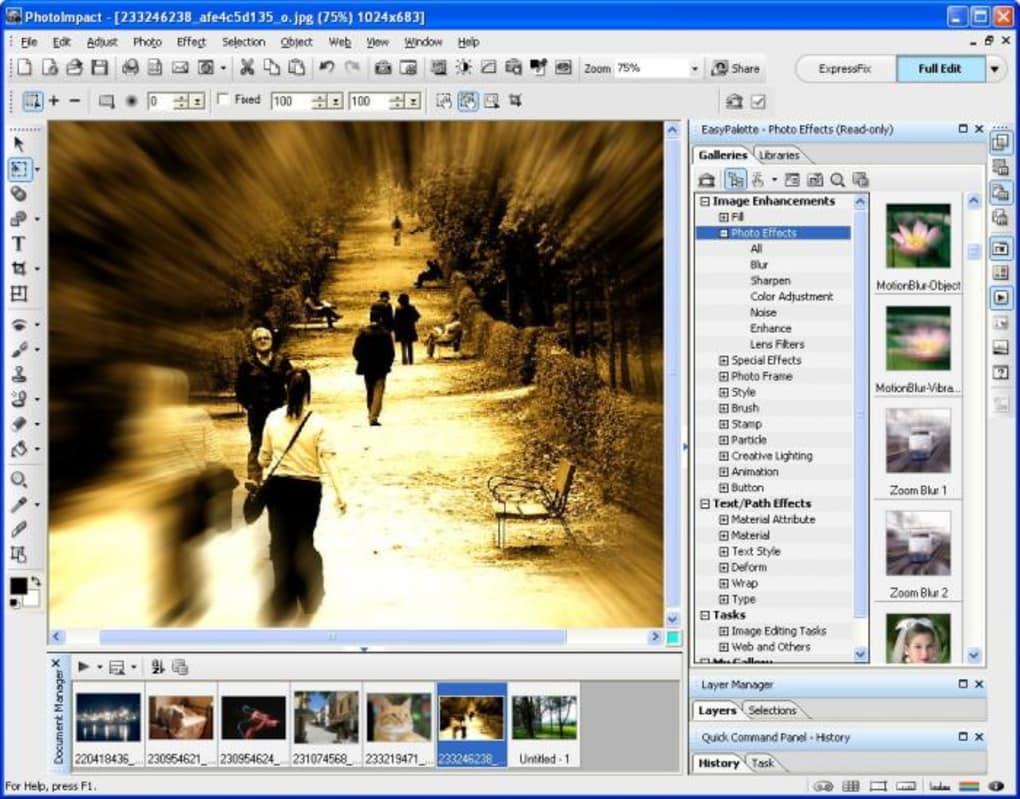 ULEAD GRATUIT 10 GRATUITEMENT PHOTOIMPACT TÉLÉCHARGER