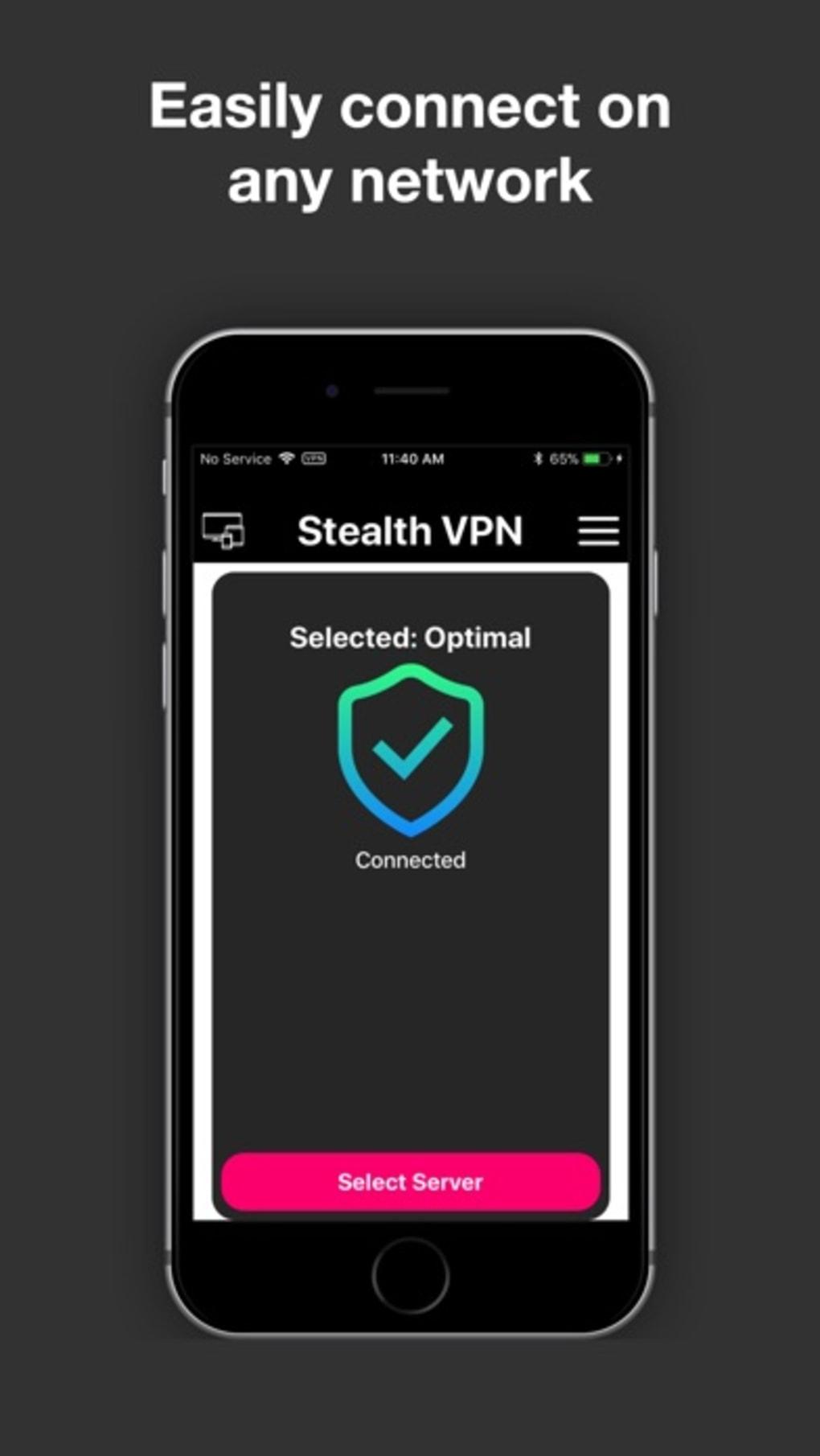 stealth vpn free