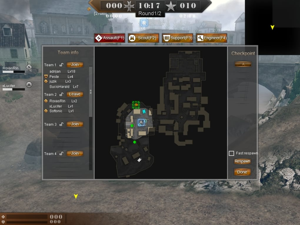 army rage download