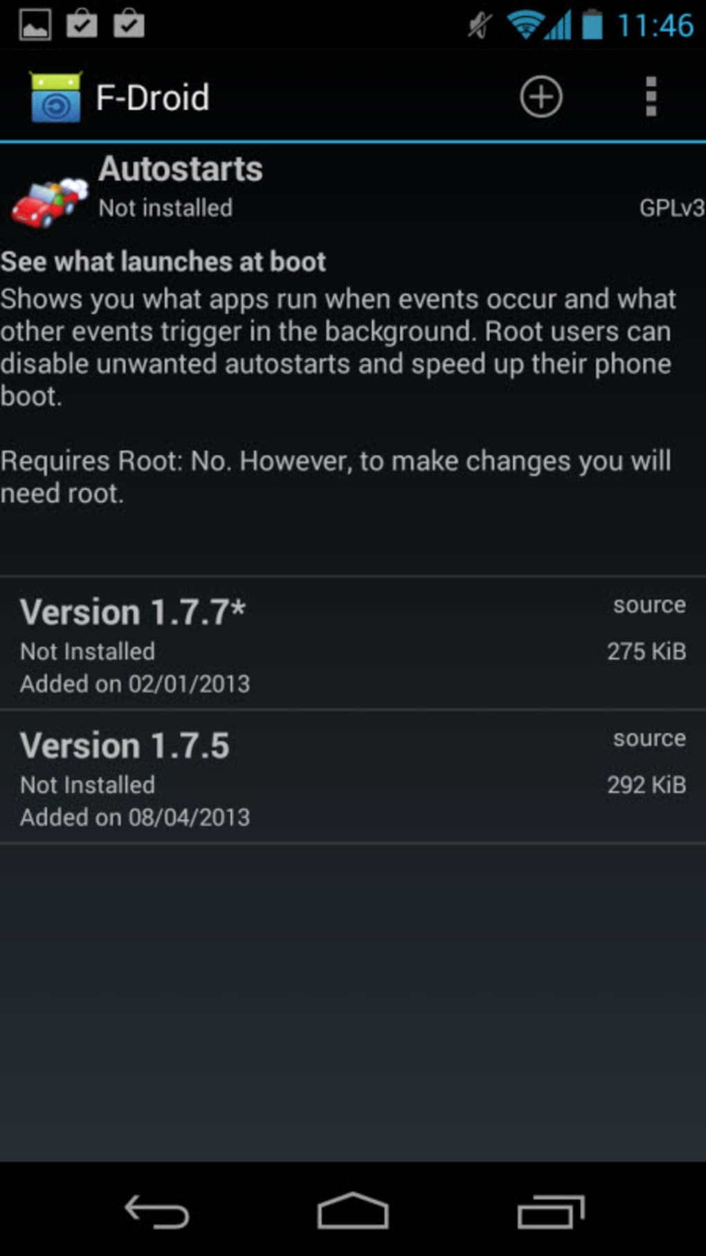 F-Droid voor Android - Download