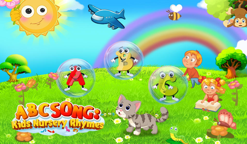 ABC Song: Kids Nursery Rhymes
