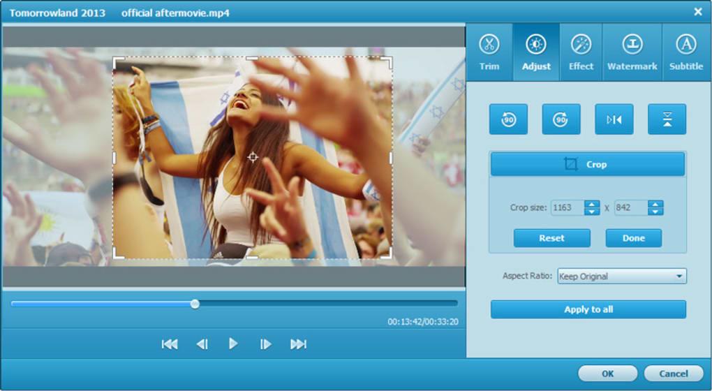 aimersoft video converter ultimate full indir