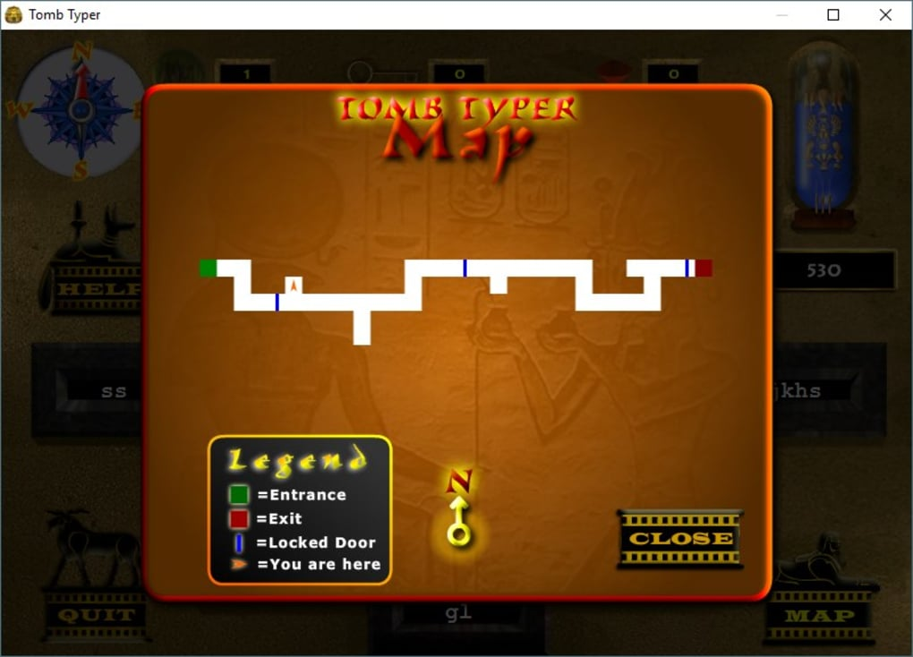 Typing Instructor Tomb Typer - Download