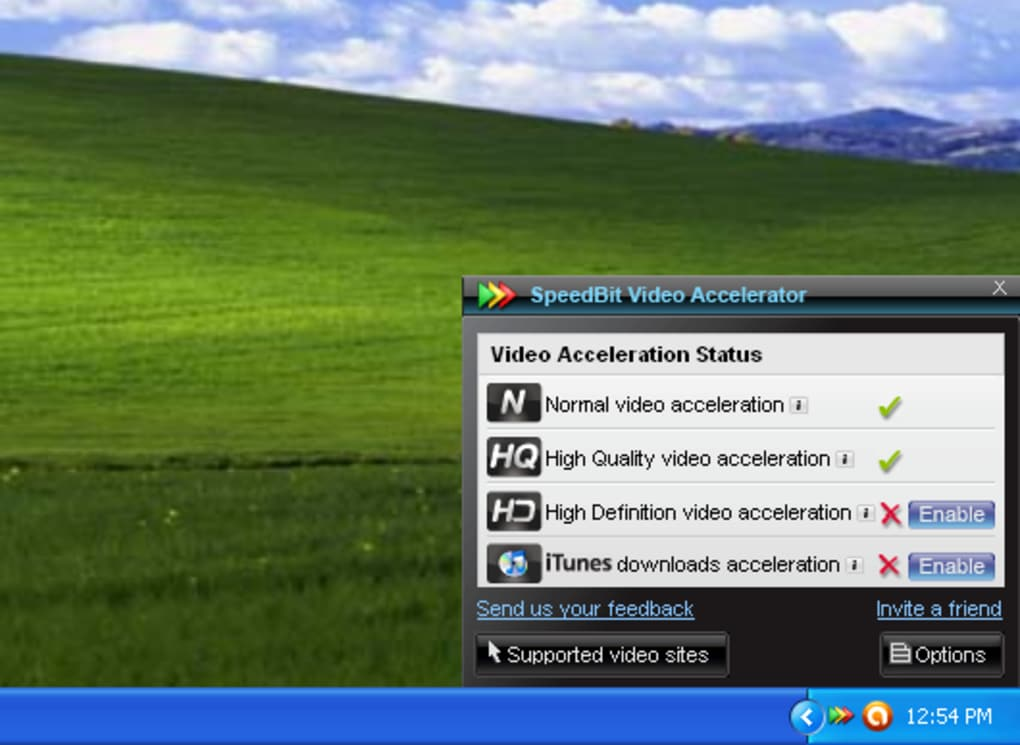 ACCELERATOR VIDEO TÉLÉCHARGER GRATUIT SPEEDBIT